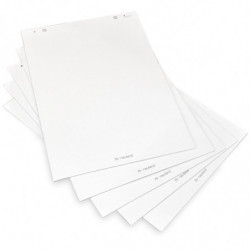 Mini FlipChart paper, white...