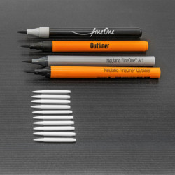 Replacement nibs Neuland...