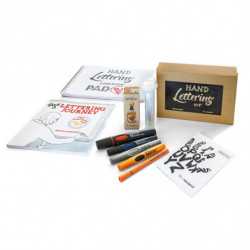 Handlettering Kit – Book...