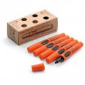 Rotulador WorkshopMarker neuland No.One®. Set 5. 13uds. Colores surtidos.