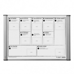 Flipchart Topchart. Panel desechable