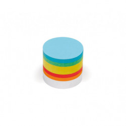 Tarjetas Pin-It, circulares...