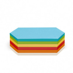 Stick-It Cards, rhombus,...