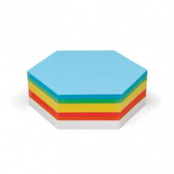 Pin-It Cards, hexagonal....