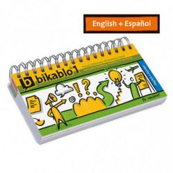 bikablo® 1 (inglés / español)
